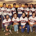 INDUSTRIES GERVAIS - 1983 - Doubles Champions